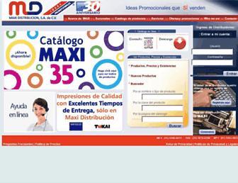 Thumbshot of Maxi.com.mx