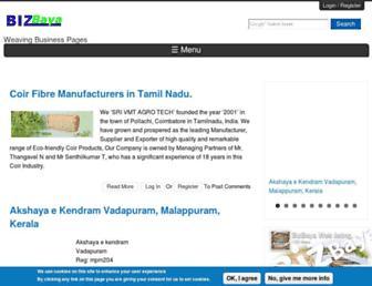 bizbaya.com screenshot