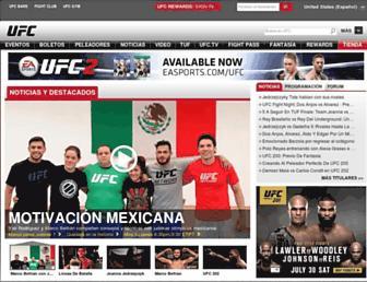 Thumbshot of Ufcespanol.com