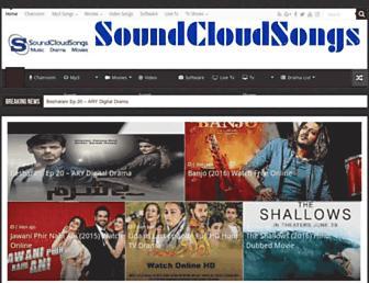 soundcloudsongs.com screenshot