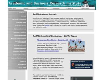 aabri.com screenshot