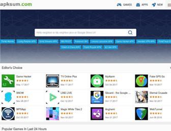 pt.apksum.com screenshot