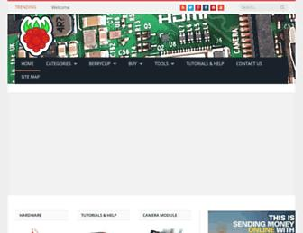 raspberrypi-spy.co.uk screenshot