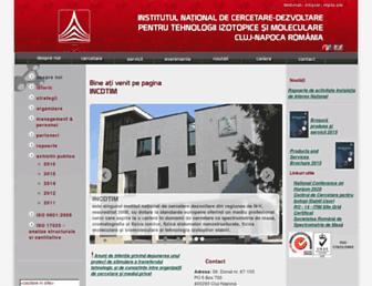 itim-cj.ro screenshot