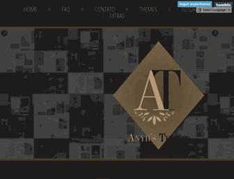 anyhs-themes.tumblr.com screenshot