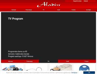 Thumbshot of Aladin.info