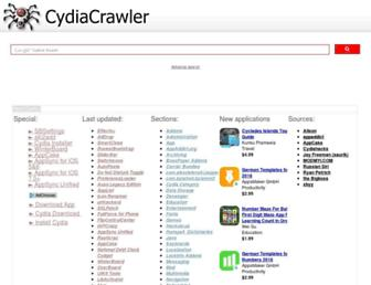 cydiacrawler.com screenshot
