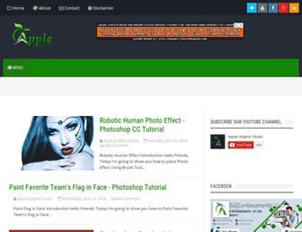 applegraphicstudio.com screenshot