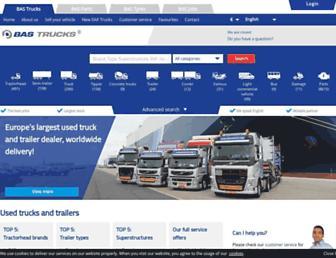 bastrucks.com screenshot