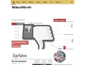 businessmirror.com.ph screenshot