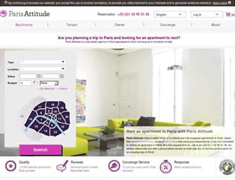 Thumbshot of Parisattitude.com