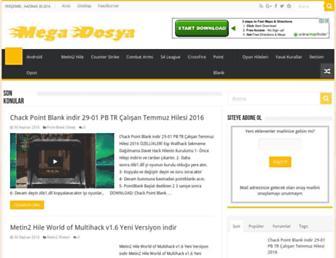 megadosya.com screenshot