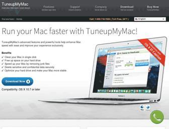 Thumbshot of Tuneupmymac.com
