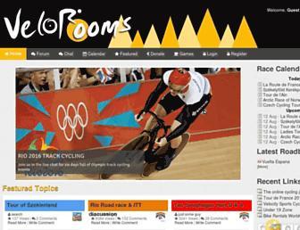 velorooms.com screenshot
