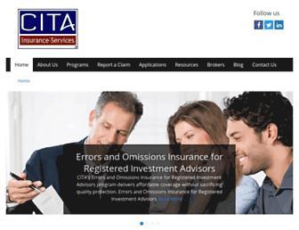 citainsurance.com screenshot