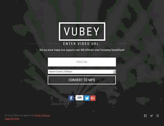 vubey.yt screenshot