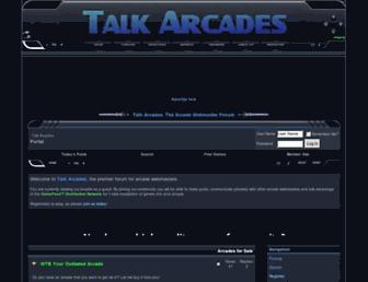 Thumbshot of Talkarcades.com