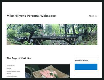 Thumbshot of Mikehillyer.com