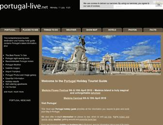 Thumbshot of Portugal-live.net