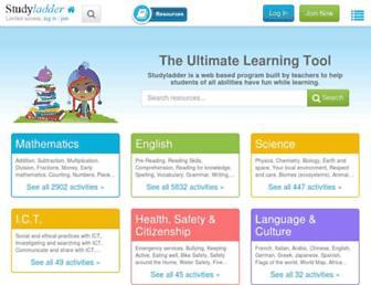 Thumbshot of Studyladder.com