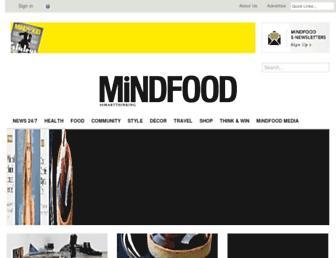 Thumbshot of Mindfood.com
