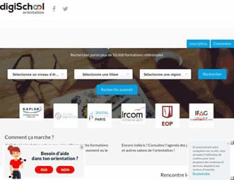 orientation.com screenshot