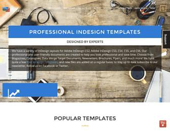bestindesigntemplates.com screenshot