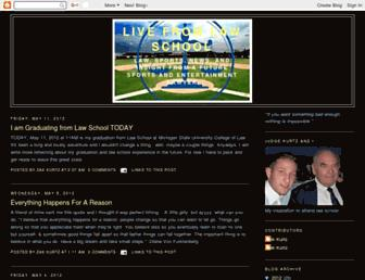 livefromlawschool.blogspot.com screenshot