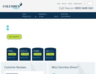 Thumbshot of Columbusdirect.com