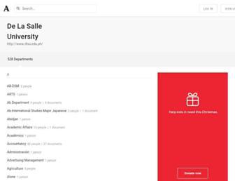 dlsu.academia.edu screenshot