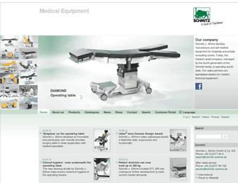 schmitz-soehne.com screenshot