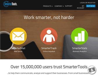 Thumbshot of Smartertools.com