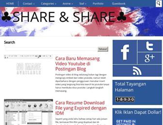 gayungcendol.blogspot.com screenshot