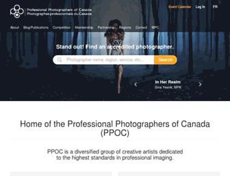 ppoc.ca screenshot
