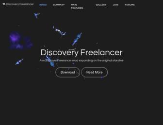 discoverygc.com screenshot