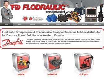 flodraulic.com screenshot