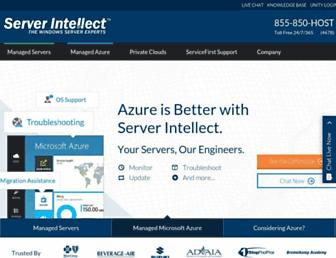 Thumbshot of Serverintellect.com