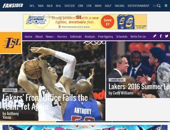 lakeshowlife.com screenshot