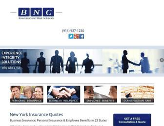 bncagency.com screenshot