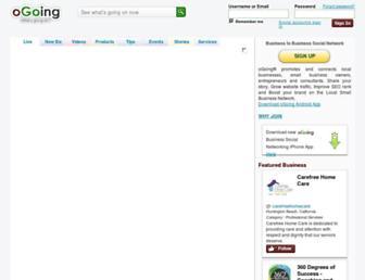 Thumbshot of Ogoing.com