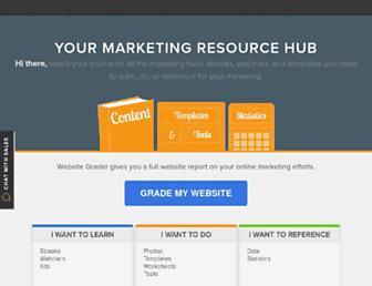 offers.hubspot.com screenshot