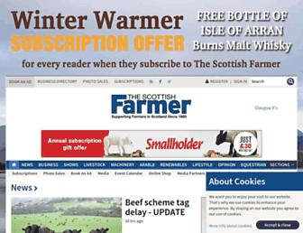 thescottishfarmer.co.uk screenshot