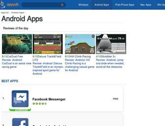 androidapp.lisisoft.com screenshot