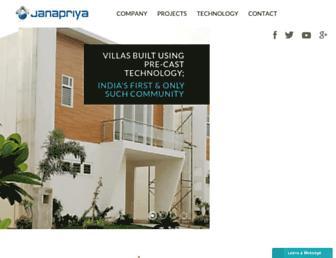 Thumbshot of Janapriya.com