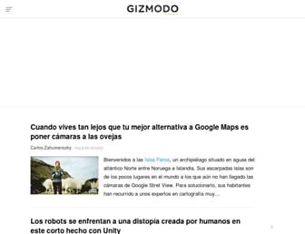 es.gizmodo.com screenshot