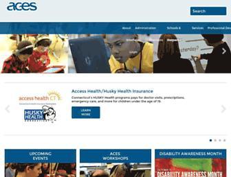 aces.org screenshot