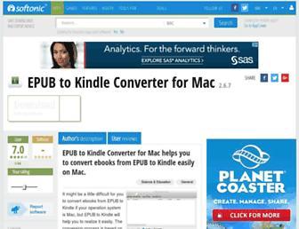 epub-to-kindle-converter-mac.en.softonic.com screenshot