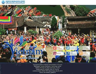 Thumbshot of Vietnamtourism.com