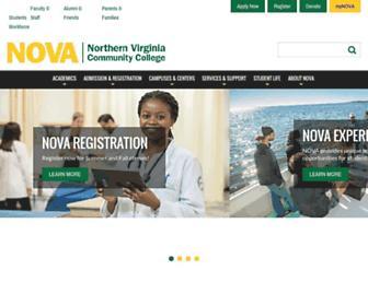 Thumbshot of Nvcc.edu