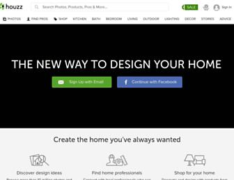 houzz.com screenshot